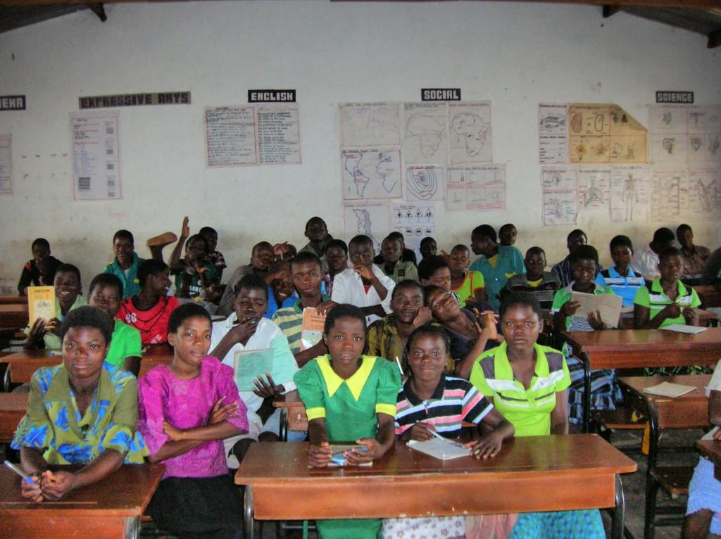 Nthuruwe school